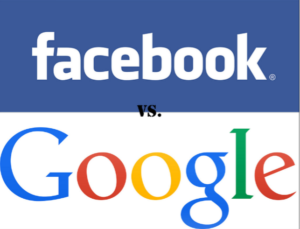 Facebook- vs- Google